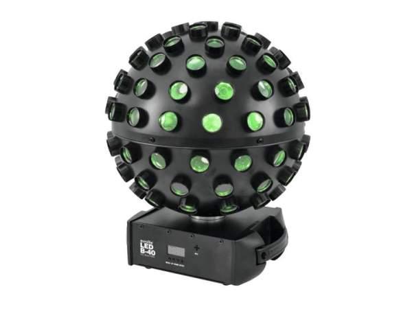 LED B-40 HCL Kugel-Effekt LED-Strahleneffekt
