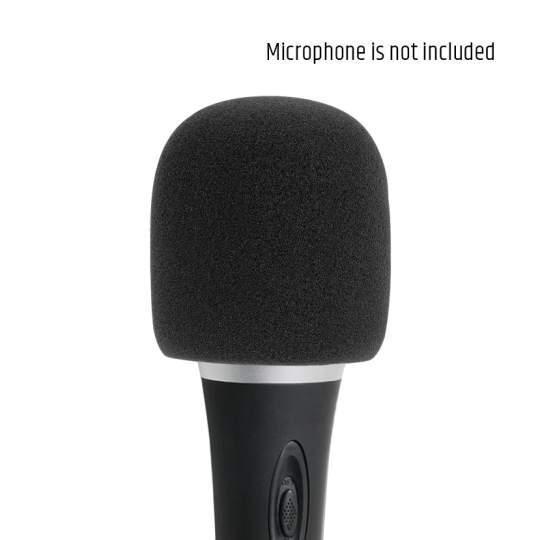 D 913 BLK Windschutz für Mikrofone schwarz