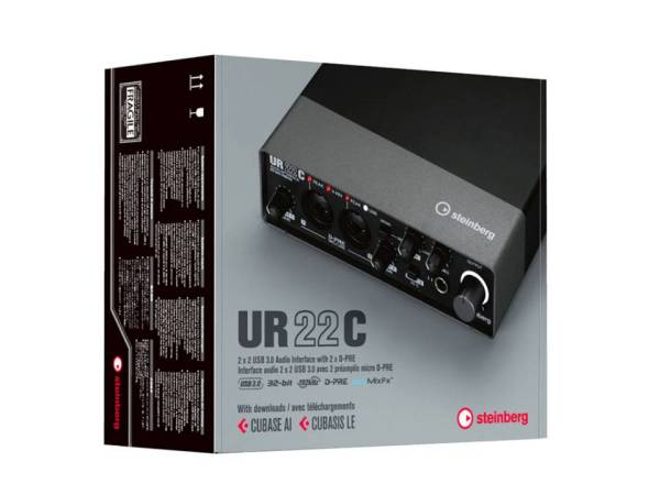 UR22C USB Interface 32/192 inkl iPad Support