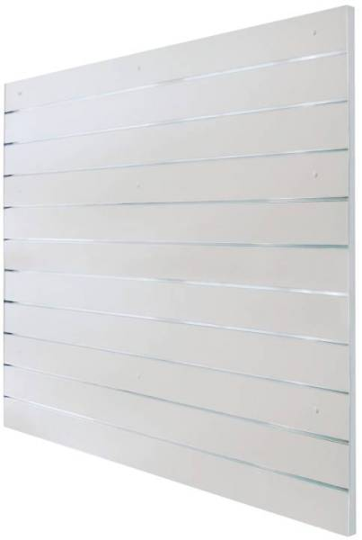 Profilwand Typ Lamellenwand 2x 120x120x2cm