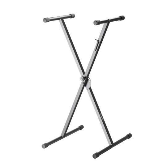 Keyboardständer SKS 04 schwarz X-Ständer