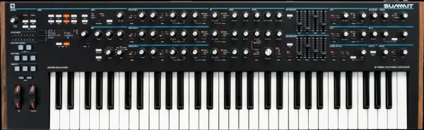 Summit 16stimmig polyphon Synthesizer