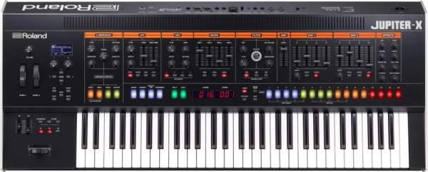 Jupiter-X Synthesizer