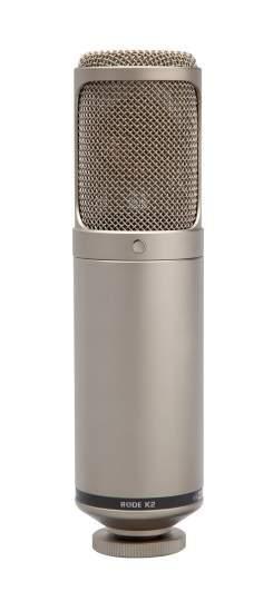 K2 Großmembran Mikrofon Röhrenkondensatormikrofon