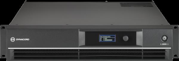 L1800FD 2x950W DSP Leistungsverstärker