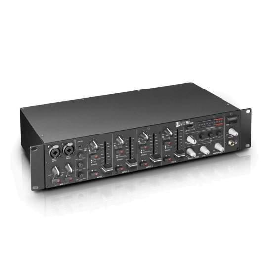 ZONE 423 19 2-Zonen Mixer 2HE