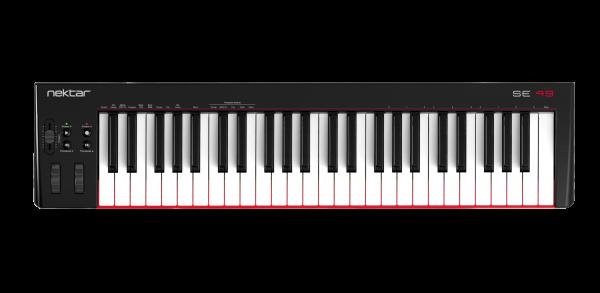 SE49 USB-MIDI-Controller-Keyboard