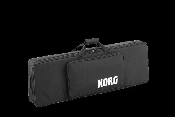 Tasche, KROME 61 + KingKORG, Griffe, Gurte,