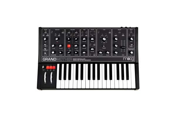 Grandmother Dark Semi-Modular-Synthesizer