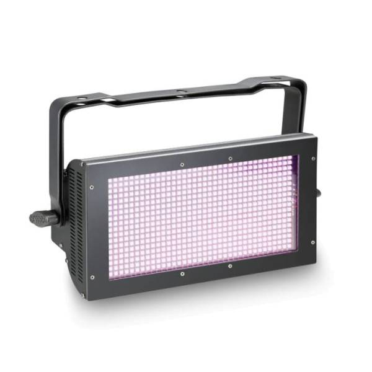 THUNDER WASH 600 RGB 3 in 1 Strobe, Blinder und Wash Light 648 x 0,2 W RGB