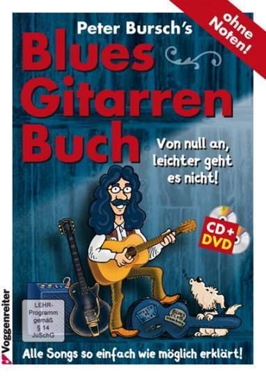 Blues-Gitarrenbuch