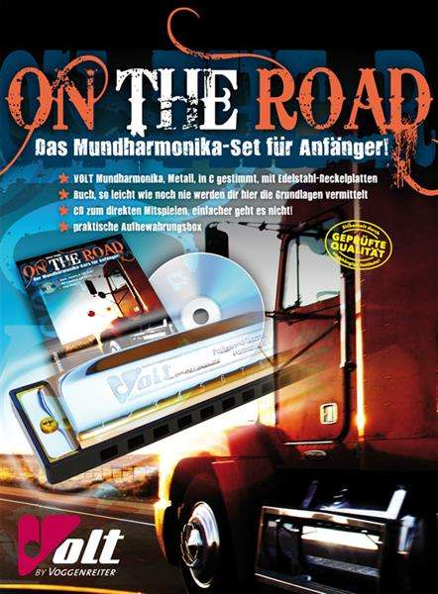 Mundharmonika-Set für Anfänger On the Road