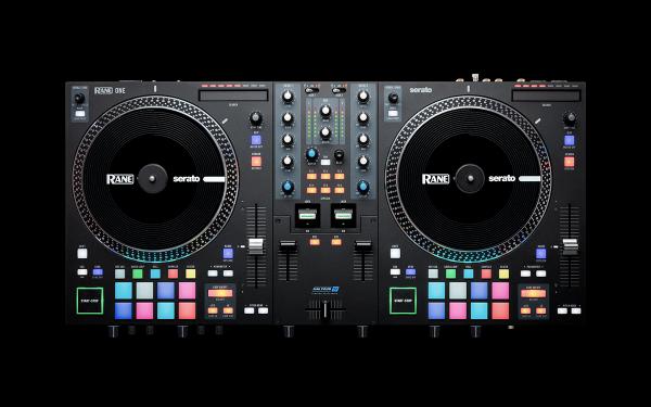 One DJ-Controller