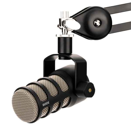 PODMIC dynamisches Podcast Mikrofon