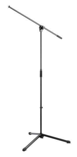 25400 Mikrofonstativ schwarz