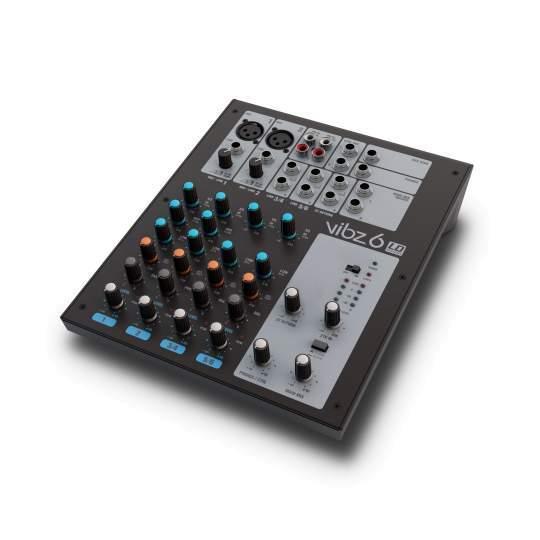 VIBZ 6 6-Kanal Mixing Console