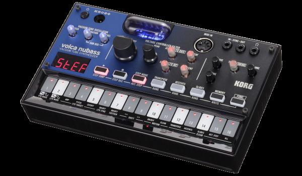 Volca Nubass Analoger Bass-Synthesizer