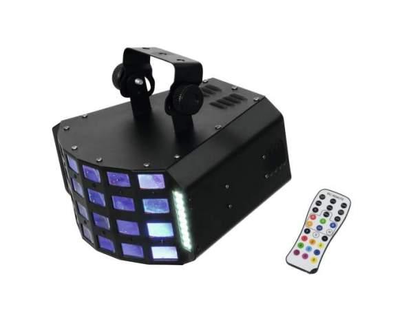 LED D-30 Hybrid Strahleneffekt