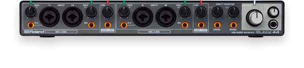 RUBIX44 USB Audio Interface 4IN / 4OUT
