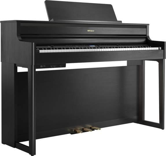 HP-704-CH schwarz inkl. KSH7094/2CH EXP Ständer