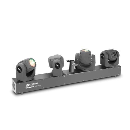 HYDRABEAM 4000RGBW Lichtsystem mit 4 ultraschnellen 32 W RGBW