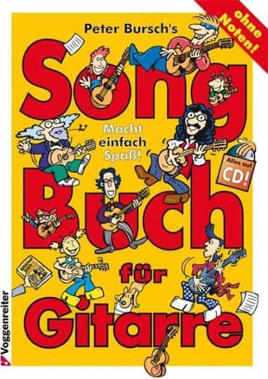 Songbuch für Gitarre