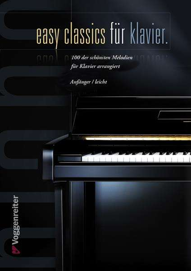 Easy Classics für Klavier