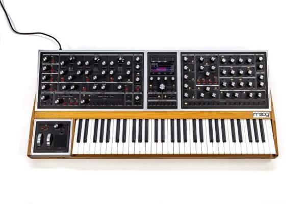 One Polyphonic Synthesizer 8 - Stimmig