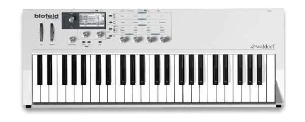 Blofeld Keyboard white