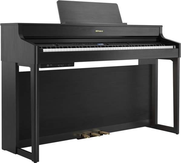 HP-702-CH schwarz inkl. KSH7094/2CH EXP Ständer