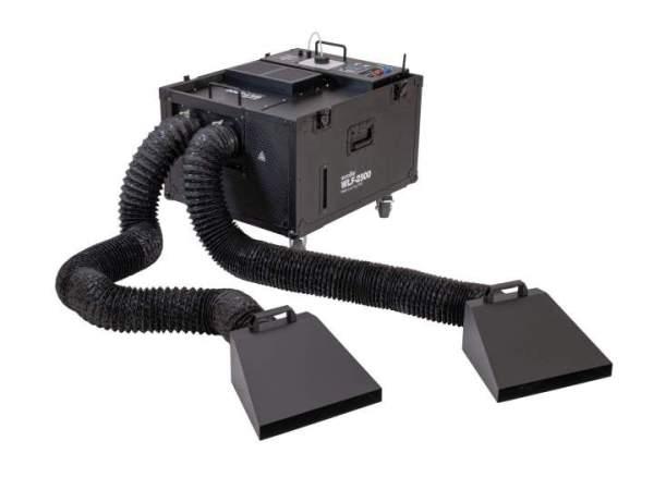 WLF-2500 Water Low Fog PRO