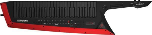 AX-Edge Black Umhänge-Synthesizer mit Klangerzeugung