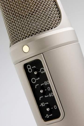 NT2-A Kondensator Mikrofon