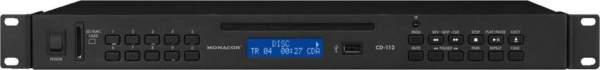 CD-112 CD- und MP3-Spieler