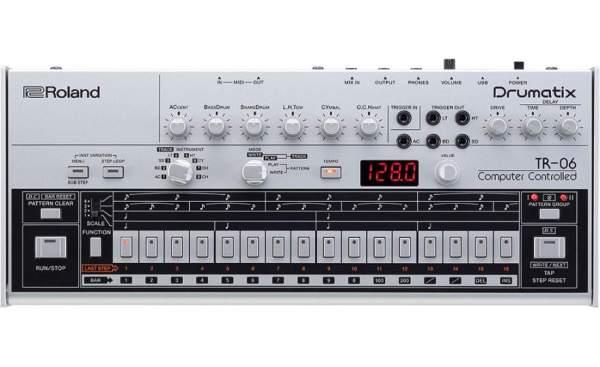 TR-06 Drum Sound Modul Boutique-Serie
