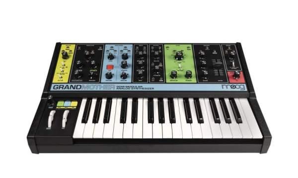 Grandmother SR Case/Tasche Semi-Modular-Synthesizer