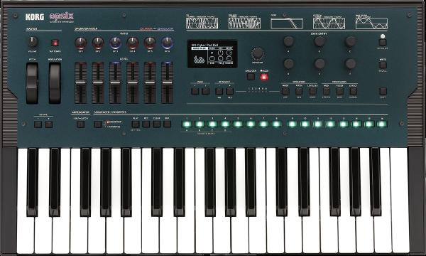 Opsix FM-Synthesesizer mit 37 Tasten