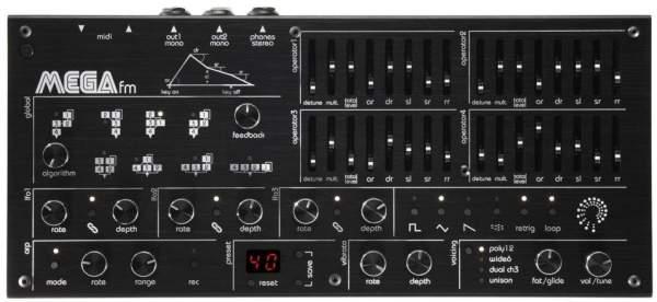 MEGAfm FM-Synthesizer