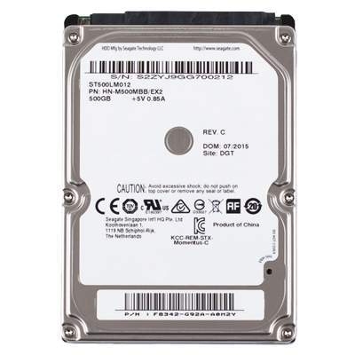 Festplatte, 500GB, Pa4X61 INTERNATIONAL
