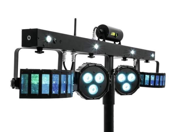 LED KLS Laser Bar FX-Lichtset
