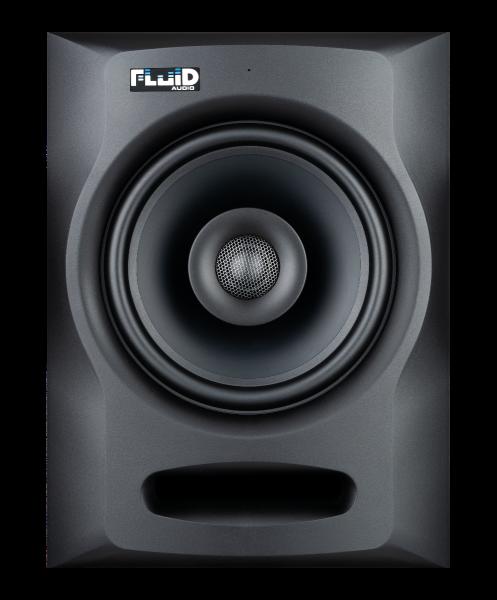 FX80 Studio Monitor schwarz 110-Watt aktiv