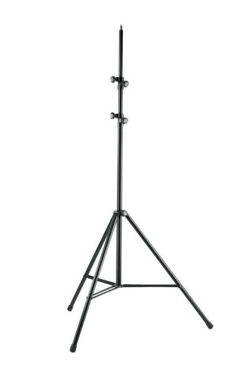 20811 Overhead-Mikrofonstativ schwarz
