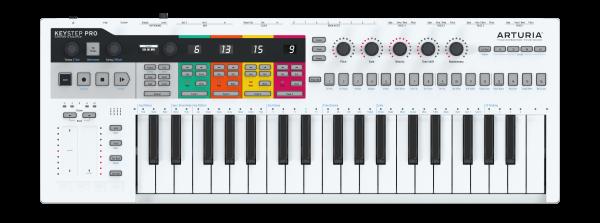 KeyStep Pro USB/MIDI/CV 37-Slimlinetasten 4-Fach-Sequenzer