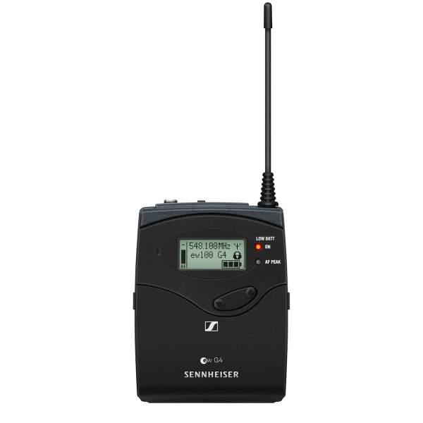SK 100 G4-E Taschensender mit 3,5 mm Input Frequenzbereich: E (823 - 865)