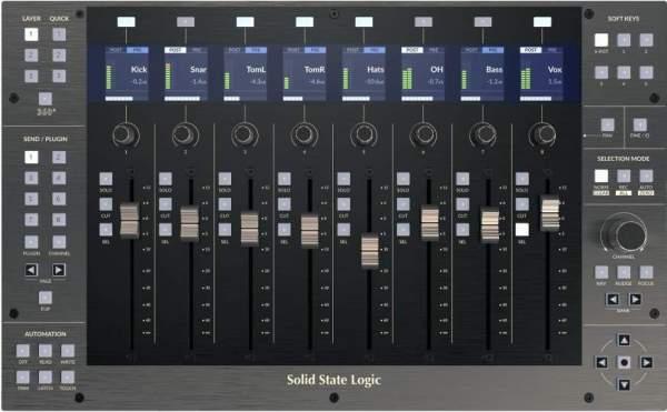 UF8 Studio Controller