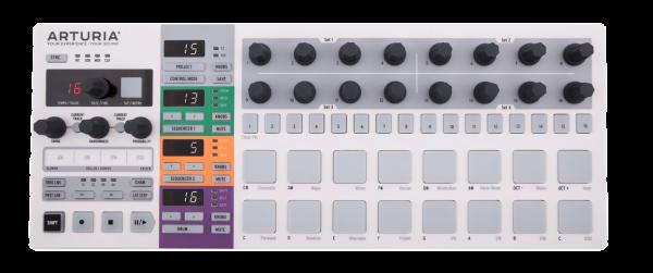 BeatStep Pro Padcontroller standalone Stepsequenzer USB, MIDI, CV/Gate
