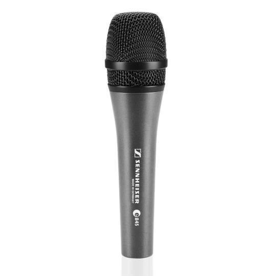 E 845S mit Schalter Dynamisches Gesangsmikrofon Supernieren-Charakteristik