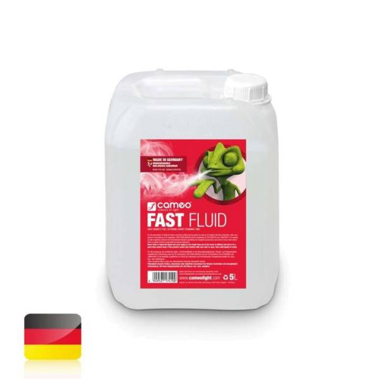 FAST FLUID 5 L Nebelfluid mit sehr hoher Dichte und sehr kurzer Standzeit 5l