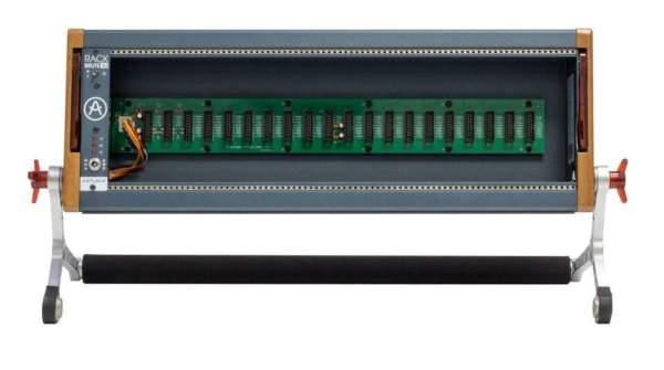 RackBrute Eurorack 3U Arturia Link / 1600mA +12V out 1600mA-12V output and 900mA+5V