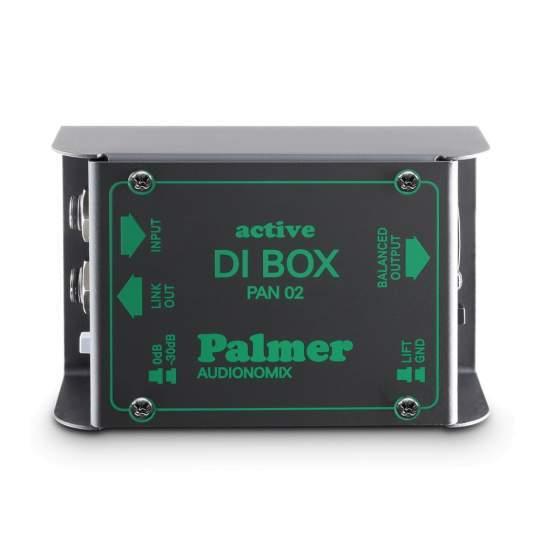 PAN 02 DI-Box aktiv